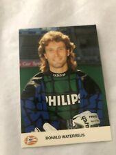 Spelerskaart Topspieler PSV Ronald Waterreus Rangers FC