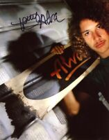 TONY ALVA SIGNED AUTOGRAPHED 8x10 PHOTO SKATEBOARDING Z-BOYS LEGEND BECKETT BAS