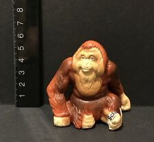 RARE Vintage Schleich 14085 Orangutan 1992 Retired Figure NEW w/ Tag