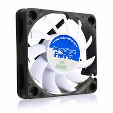 AAB Cooling Super Silent Fan 6 - Leise und Effizient 60mm Lüfter 34m3/h 17,3db