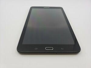 ✅ Excellent Samsung Galaxy Tab E SM-T377V 16GB, Wi-Fi + 4G (Verizon) - Black