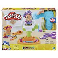 Play-Doh Buzz 'n Cut Barber Shop Set Creative Toy