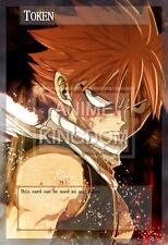YUGIOH  Anime Orica Cool Fairy Tail Token # 527