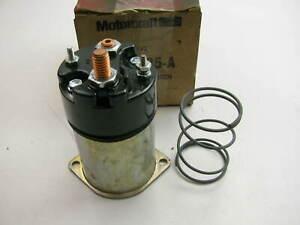 Motorcraft SWG-235-A Starter Solenoid Switch - 1M1027 D981 SS200 1M1027A SS304G