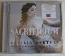 CECILIA BARTOLI (CD) SACRIFICIUM  -  NEUF SCELLE