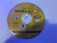 Disney Pixar Wall E The Video Game (PS3 PlayStation 3) - DISC ONLY
