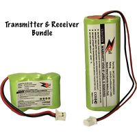 Battery For Dogtra Transmitter & Receiver BP12RT, BP20R, YS-200 Dog Collar