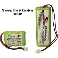 Battery For Dogtra Transmitter & Receiver BP12RT, BP20R, YS-200 Dog Collar