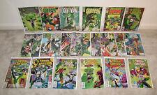 Green Lantern Emerald Twilight 48 49 50-69 1st Kyle Rainer Flash Supergirl JLA