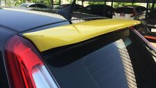 Fit MG MG3 MG 3 2015-2017 Spoiler Rear Wing Unpainted ABS Plastic