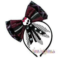MONSTER HIGH DELUXE HEADBAND ~ Birthday Party Supplies Favors Hair Accessories