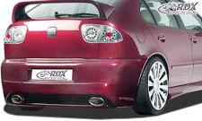"""RDX Stoßstange SEAT Leon 1M """"GTI-Five"""" Heck Schürze Hinten Spoiler Tuning"""