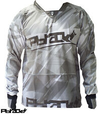PBrack Paintball Ultra Flow Jersey - White - 3XL