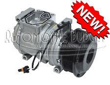 A/C Compressor w/Clutch for John Deere Tractor 5065M 5075M 5225 5325 5325M - NEW