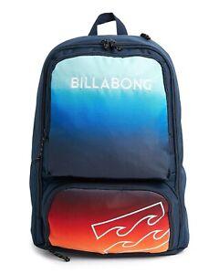 BILLABONG JUGGERNAUGHT SCHOOL LAPTOP BACKPACK - 30 LITRES. NWT. RRP $59-99.