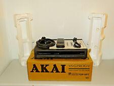 Akai VS-G25EOG-V VHS-Videorecorder in OVP inkl. FB&BDA, 2 Jahre Garantie