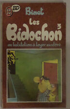 BINET - Les Bidochon 3 - J'ai lu BD