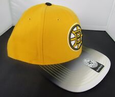 Boston Bruins 47 Brand Dissolve Snapback Adjustable Cap NWT