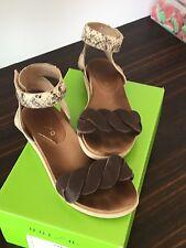 unisa unsere schönste Sandale, 33, € 79, wenig getragen