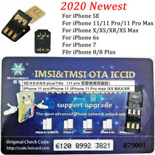 Heicard Turbo unlock Chip Sim Nano Turbo Card For iPhone Xs/X/Xr/11/8/7/6s ios13