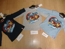 Marvel Boys' Cotton Blend Crew Neck T-Shirts, Tops & Shirts (2-16 Years)