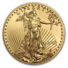 2015 1/4 oz Gold American Eagle BU - SKU #84885