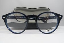 Ray-Ban RB 2180-V 2013 Transparent Blue New Authentic Eyeglasses 47mm w/Case