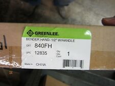 Greenlee   840 FH    Bender Handle