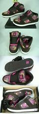 New Mens 12 DC Manteca 3 Mid SE Brown Pink Lightning Leather Skate Shoes $80