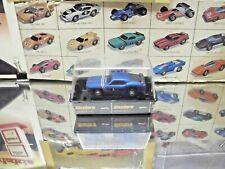 70's Hot Wheel Redline Sizzler Factory Blue Mustang Boss 302 New NiMH Batt