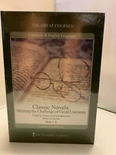 The Great Courses Classic Novels: Meeting the Challenge of Great Literature 1-3