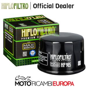 FILTRO OLIO HIFLO OMOLOGATO TUV KYMCO XCITING 500 2005 2006 2007 -HF985