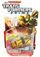 Transformers Prime Deluxe Bumblebee Action Figure New / Sealed