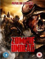Zombie Undead DVD Nuovo DVD (MTD5617)