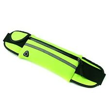Sports Running Waist Bag Pack Unisex Phone Pouch Anti-Theft Security Phone Ca...