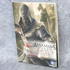 ASSASIN'S CREED Archive Book Guide Book PS3 Ltd Booklet