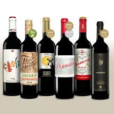6 Fl. Wein - Unsere beliebten Tempranillos im Probierpaket! Rotwein Wein trocken