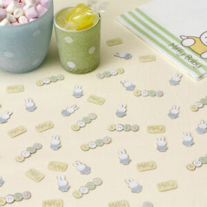 Baby Shower / 1st Birthday Party Miffy Table Confetti