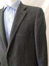 giacca uomo LANA BELVEST  taglia 52 COLORE GRIGIO SPIGATA