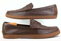Cole Haan Grand OS Men's Slip On Brown Shoes Size 12 M