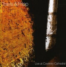 Robert Fripp, Travis - Live at Coventry Cathedral [New CD]