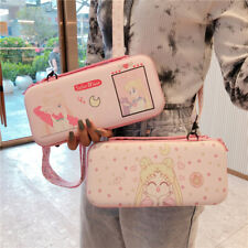 Disney Princess Travel Chain Bag Carrying Case for Nintendo Switch Storage Pouch