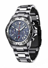 Elegante runde Armbanduhren mit 12-Stunden-Zifferblatt