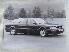 Audi V8 Lang press photo Sep 1989