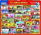 TV Lunch Boxes: Puzzle (1000 Pieces)