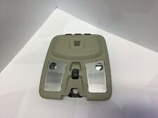 05-09 VOLVO S60 2.5L FRONT OVERHEAD DOME INTERIOR MAP LIGHT OEM
