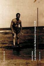 Aventuras Mr. Clip: Las Aventuras de Robinson Crusoe 1719 by Daniel Defoe...