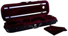 D'Luca Oblong Full Size Violin Case With Hygrometer