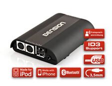DENSION Gateway 500S Dual FOT USB BT iPhone für Audi BMW Mercedes Porsche (MOST)