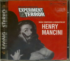 Henry Mancini Music From The Motion Picture Experiment In Terror